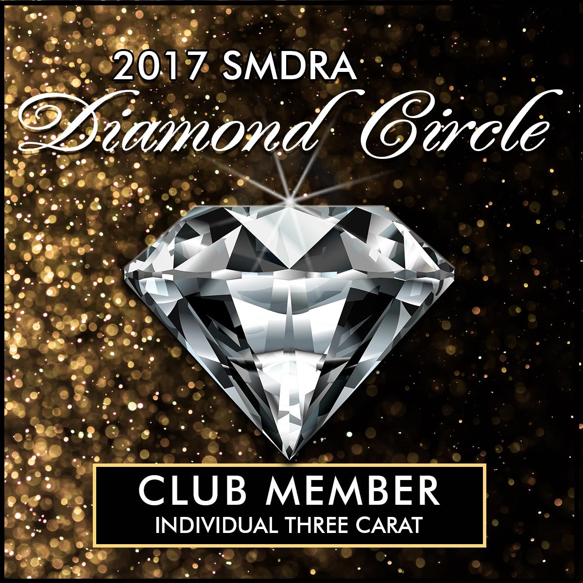 2017 Individual Three Carat